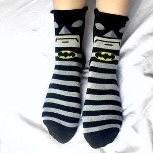 { Super Hero Crew Socks } Batman